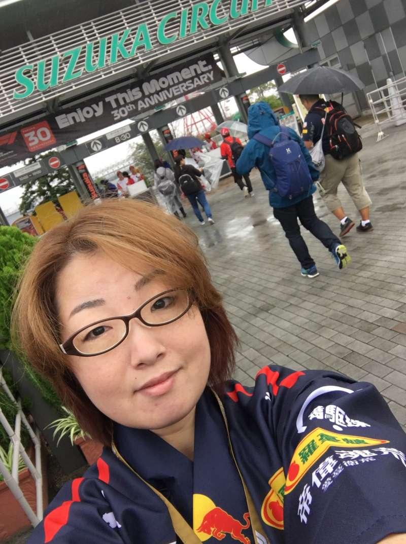 F1日本グランプリ2018:初めての鈴鹿サーキット