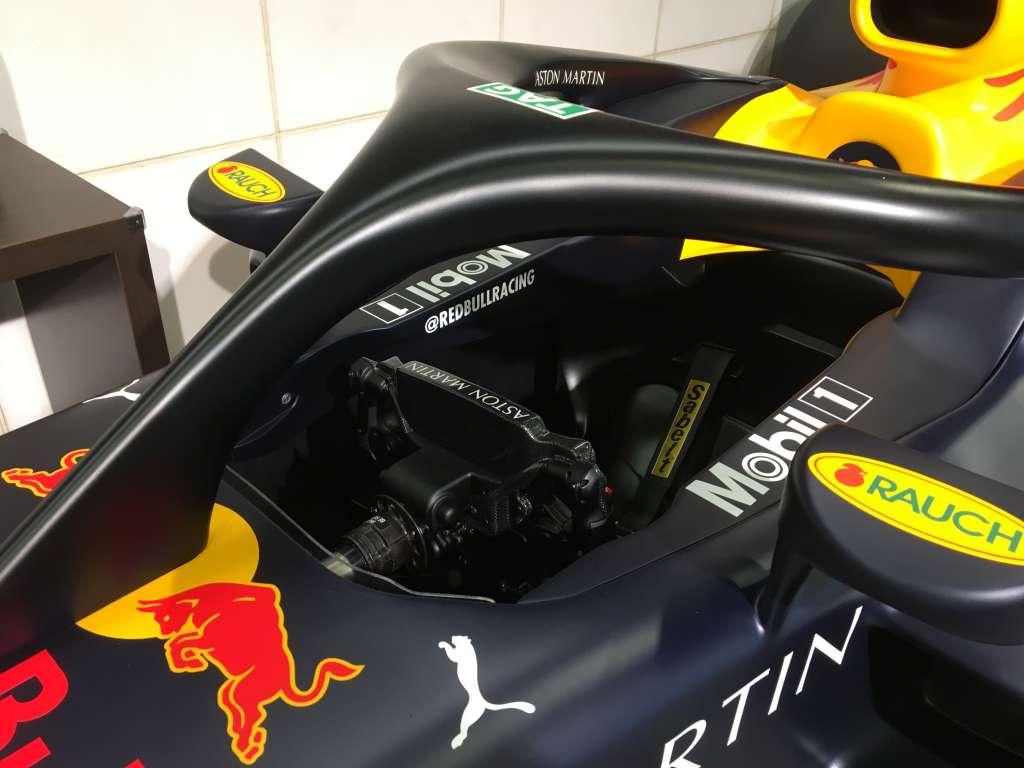 Hondaウェルカムプラザ青山: F1レッドブルホンダ優勝記念展示RB15
