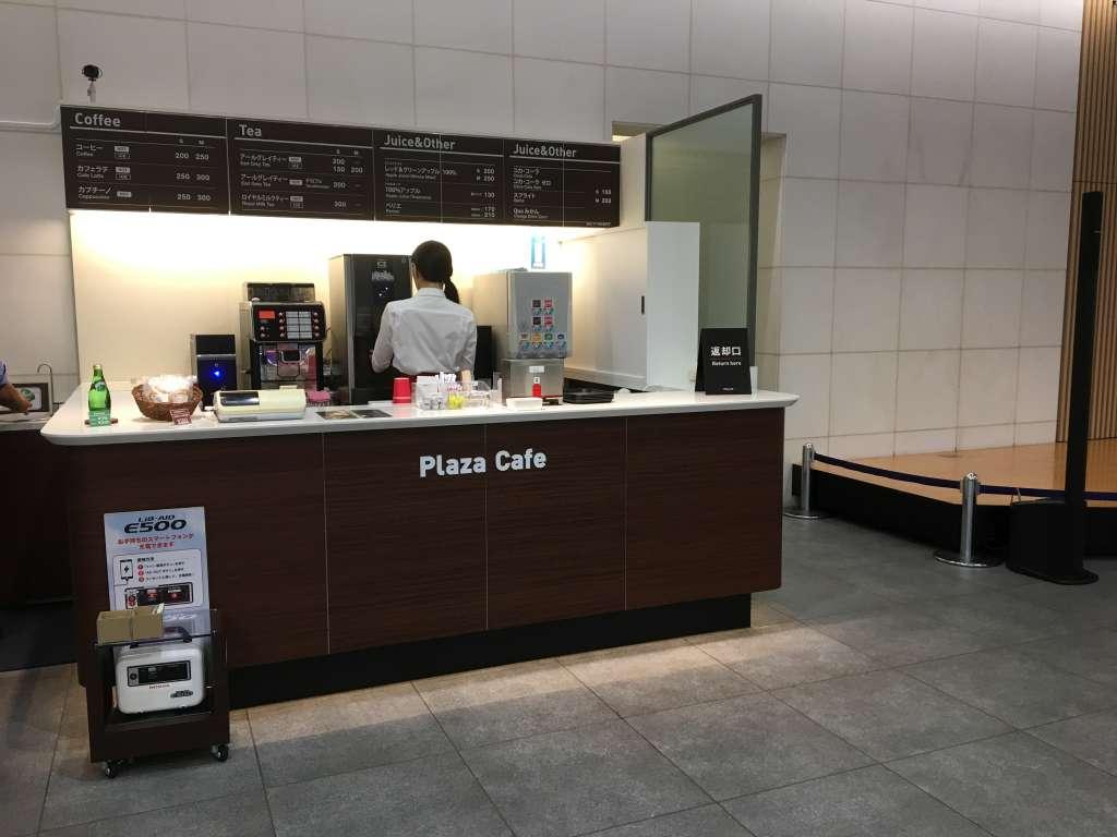 Hondaウェルカムプラザ青山: カフェ