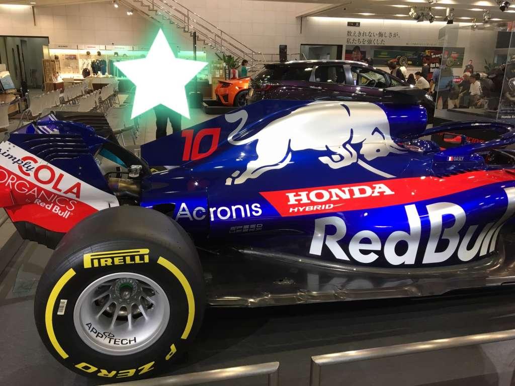 Hondaウェルカムプラザ青山: F1トロロッソホンダ