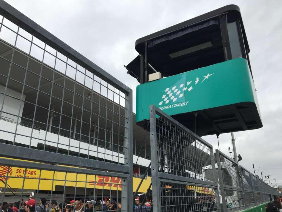 【F1日本GP 2019】ピットウォークの様子