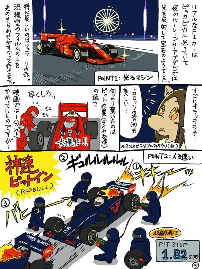 F1初心者向け「F1はじめてマンガ」(5/9)